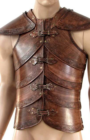 Larp Armour Elf Noble Basic Armour Thevikingstore Co Uk